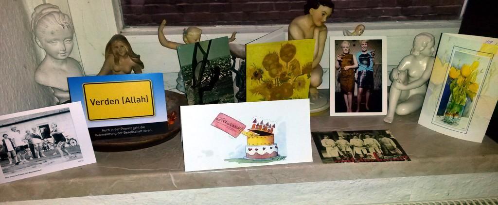 return of the postkarte